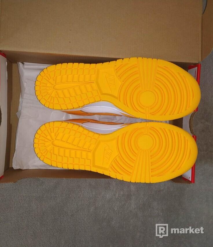 Nike Dunk Low Laser Orange