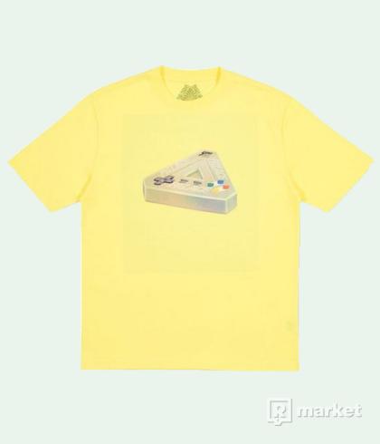 """""""Palace Palboy T-shirt Light Yellow"""""""