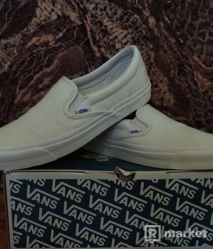 Vans OG Classic Slip-On Canvas