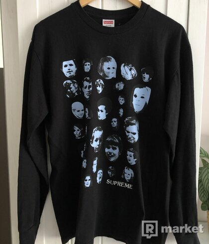 Supreme  longsleeve faces steal!