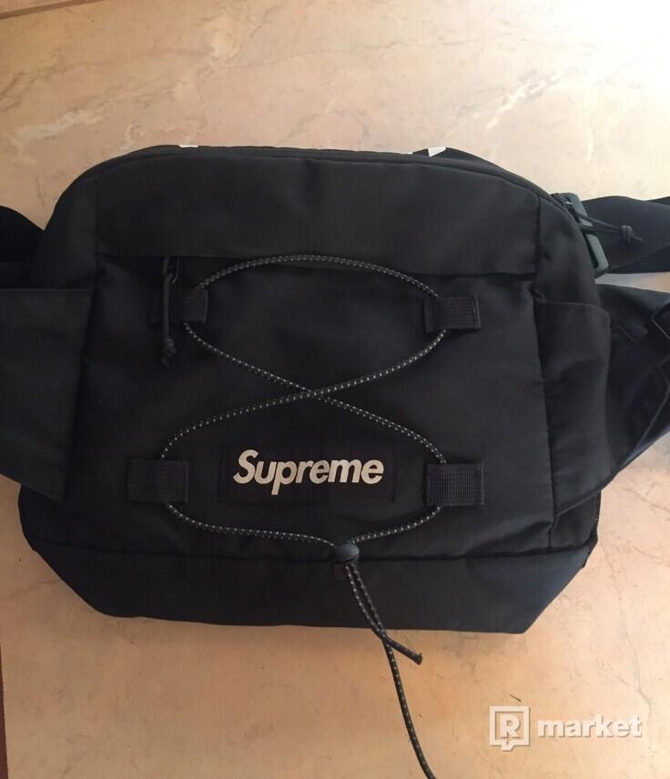 Supreme waist bag ss 17