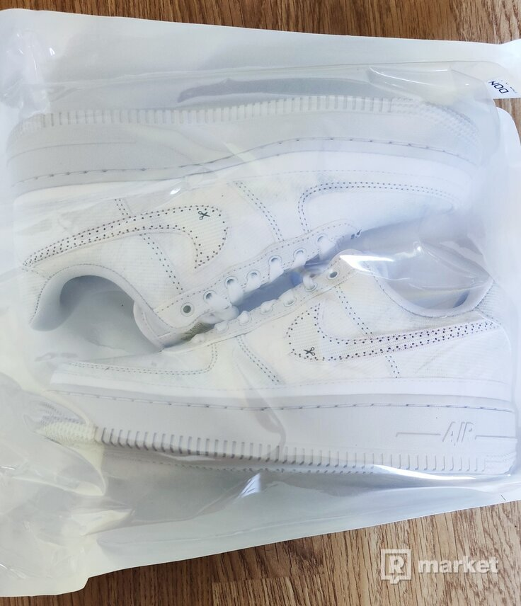 "Nike wmns Air force 1  ""Tear Away White"""
