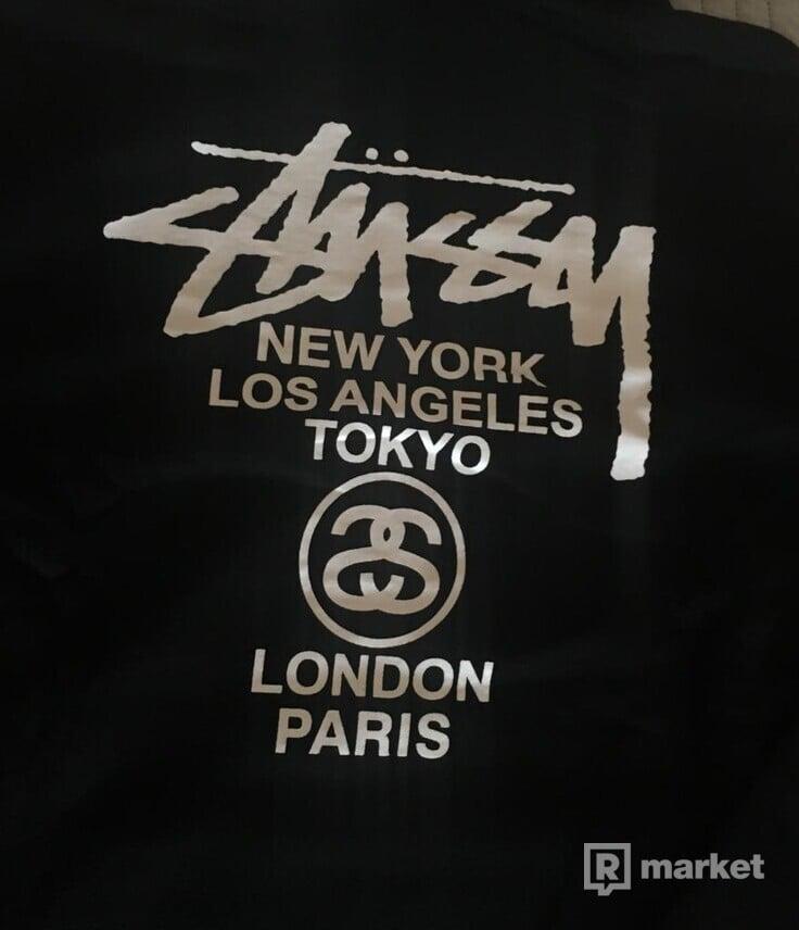Stussy world tour hoodie M