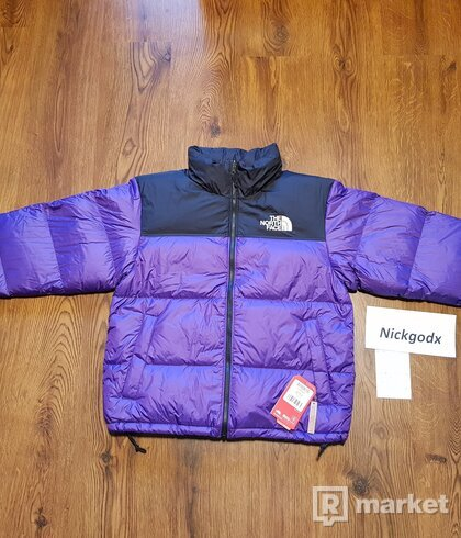 TNF 1996 Retro Nuptse Jacket - Platné do zmazania.