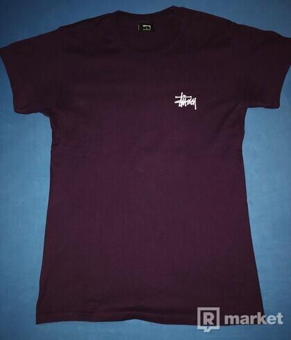 Stussy unisex tričko S
