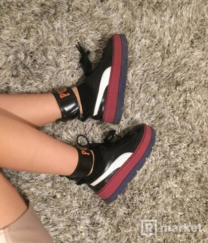 Puma Fenty ankle strap