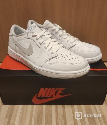 Air Jordan 1 Low OG (2021) Neutral Grey