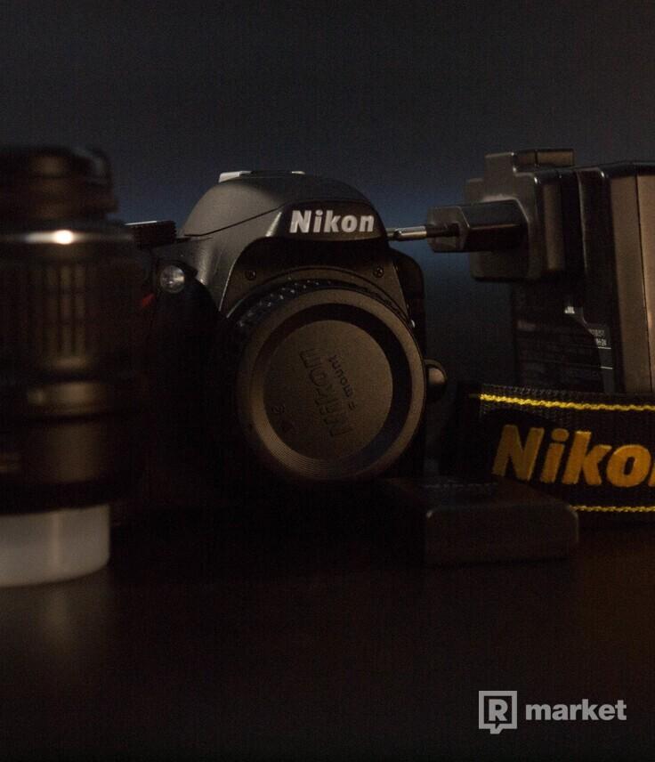 Nikon D3200 18-55II Kit