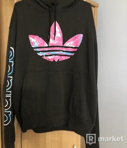 Adidas Originals Watercolor hoodie