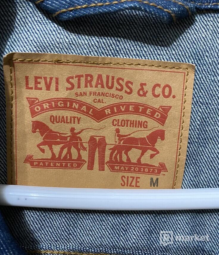Levis Strauss&Co. pánska rifľovka