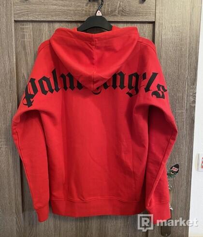 Palm Angels back logo hoodie