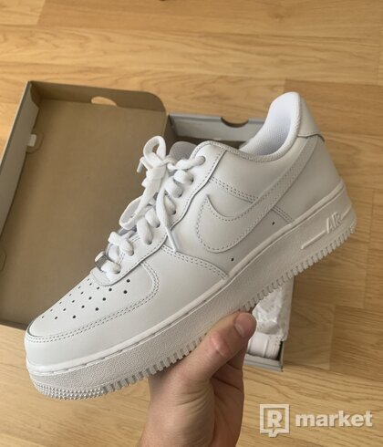 Nike Air Force 1 Low White 07