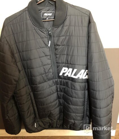 Palace half zip packer