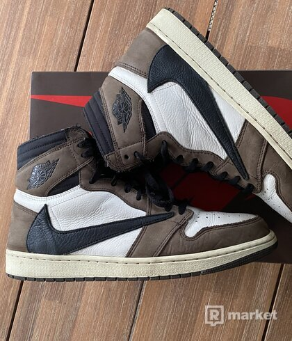Travis scott jordan 1 high