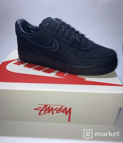Nike Air Force 1 Low Stussy