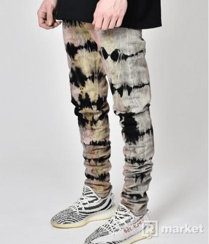 Lakenzie Tie Dye Denim - Colour