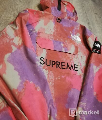 Supreme tnf multicolor bunda