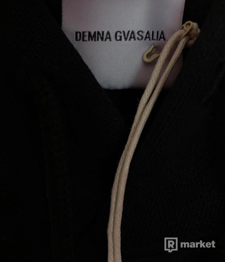 Vetements Crystal Logo hoodie