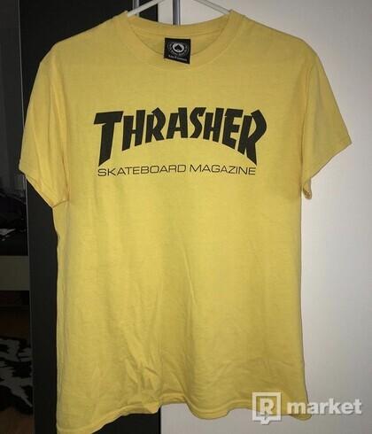 Tričko thrasher