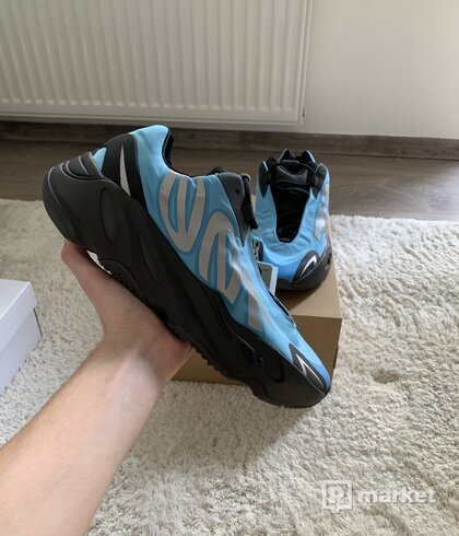 Adidas Yeezy 700 Bright Cyan