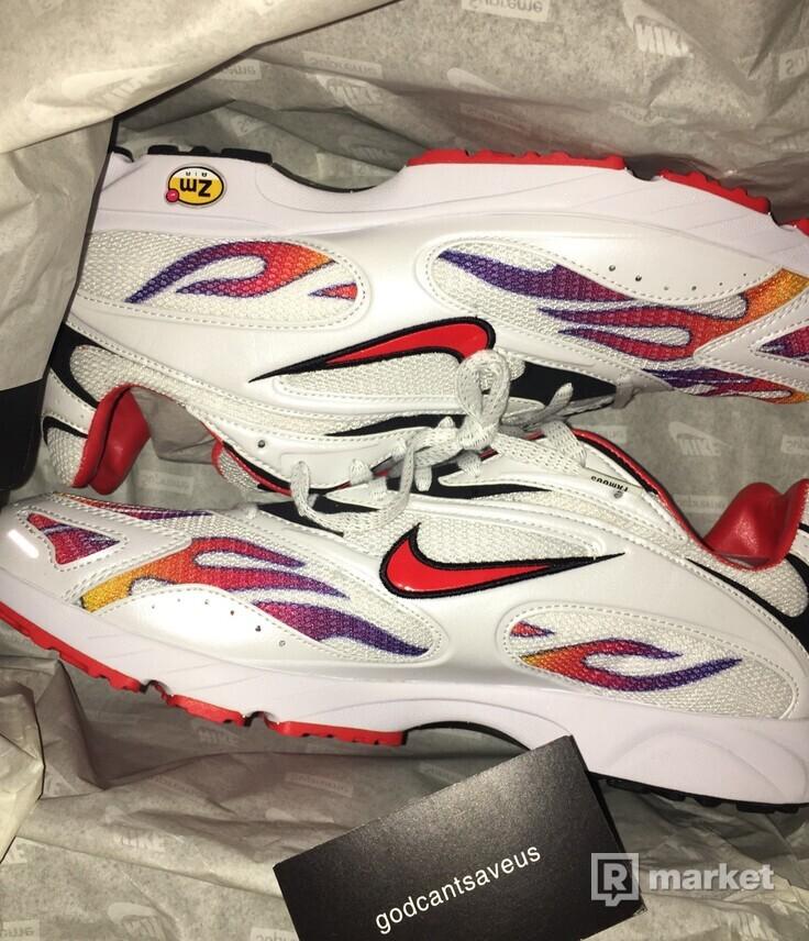 Supreme Nike Zoom Streak Spectrum Plus