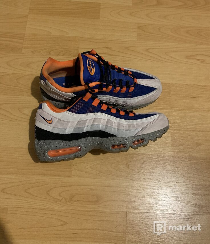 Nike air max 95 King of the mountain
