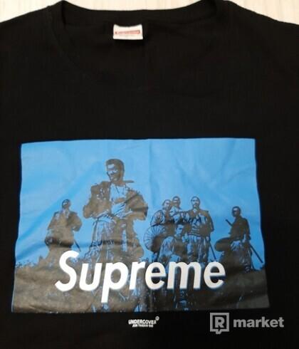 supreme-x-undercover-seven-samurai-tee-black