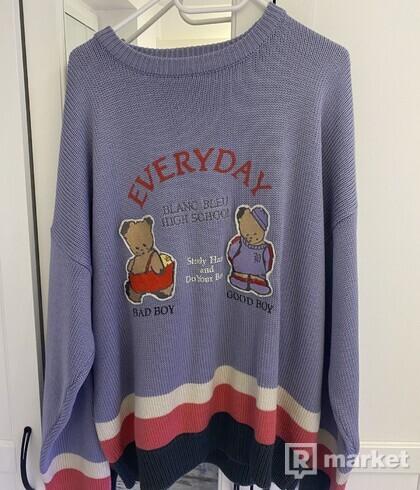 Vintage sveter