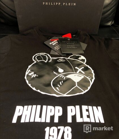 Phillip Plein Round Neck SS Teddy