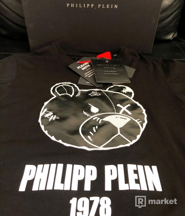 Phillip Plein Round Neck SS Teddy