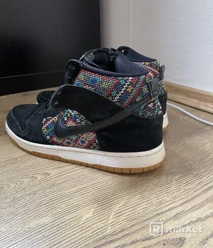 Nike Dunk SB High Aztec Geometry
