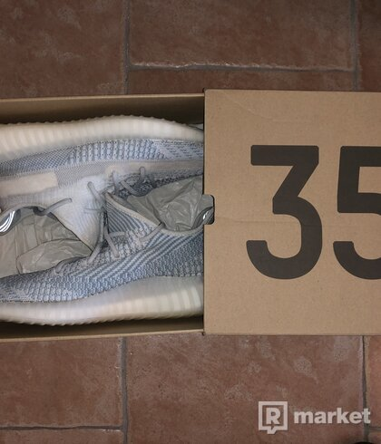 Adidas Yeezy 350v2 Cloud White