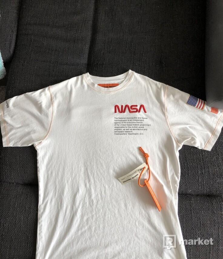 HERON PRESTON NASA T-SHIRT