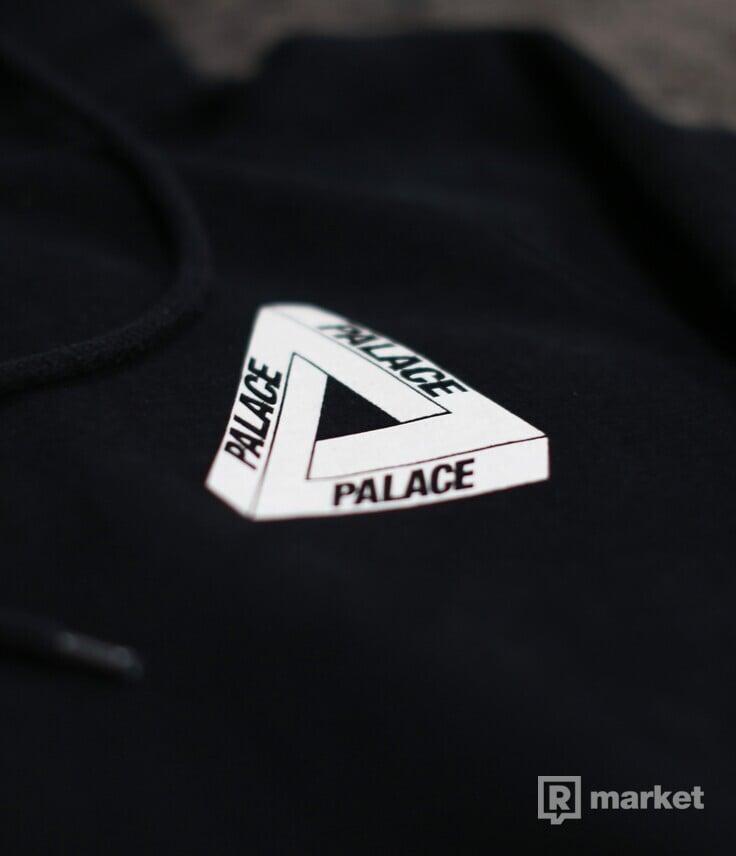 Palace Drury Brit Hoodie Black