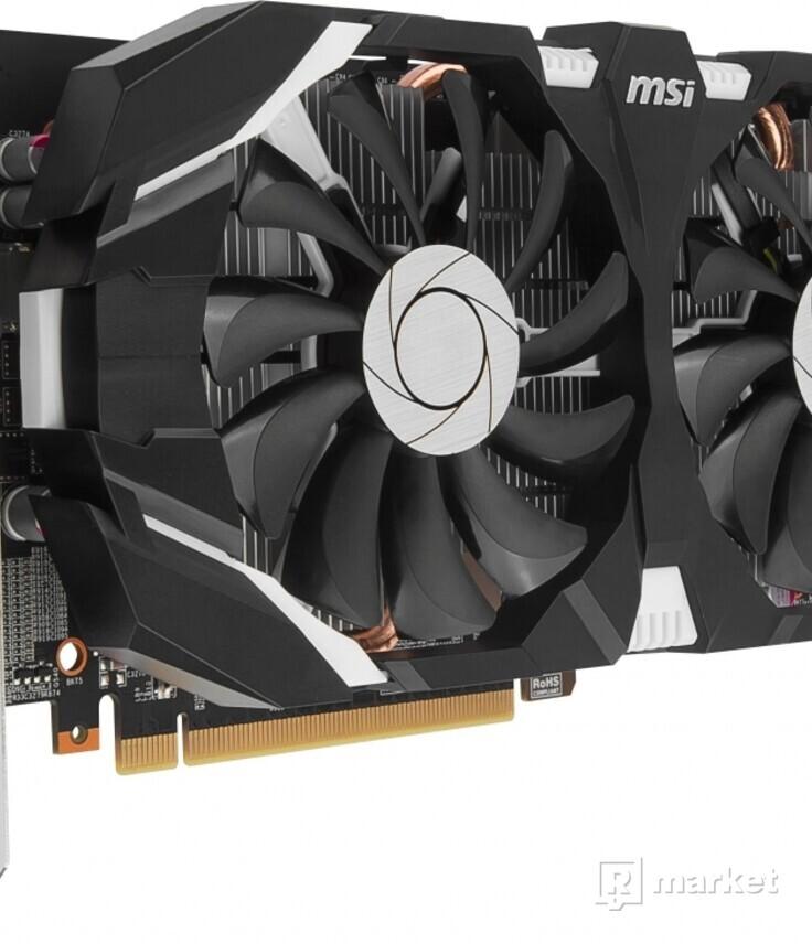 Predám Graficku kartu MSI GTX 1060 3GT OC
