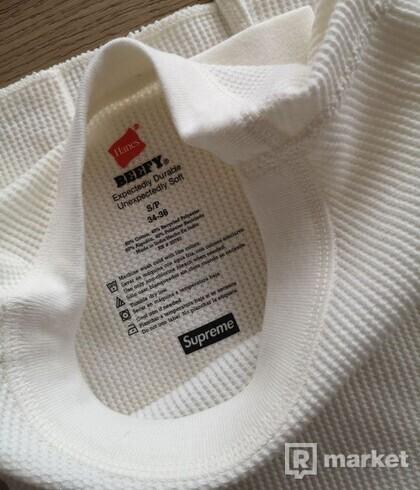 Supreme pančuchy a termo tričko