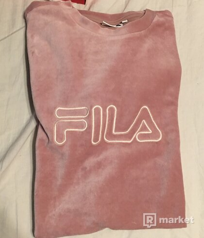 fila tshirt dress