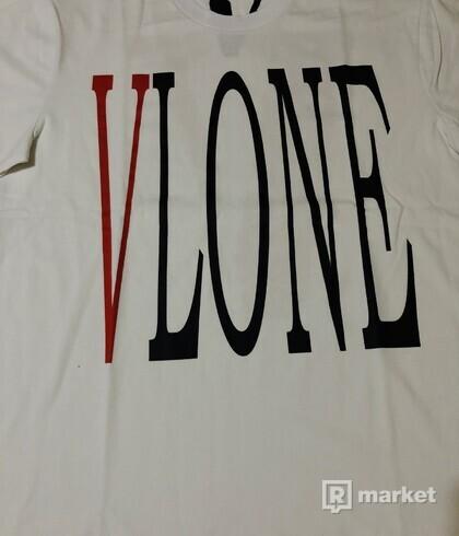 Vlone Staple Tee - Red