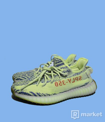 Yeezy 350 Frozen Yellow