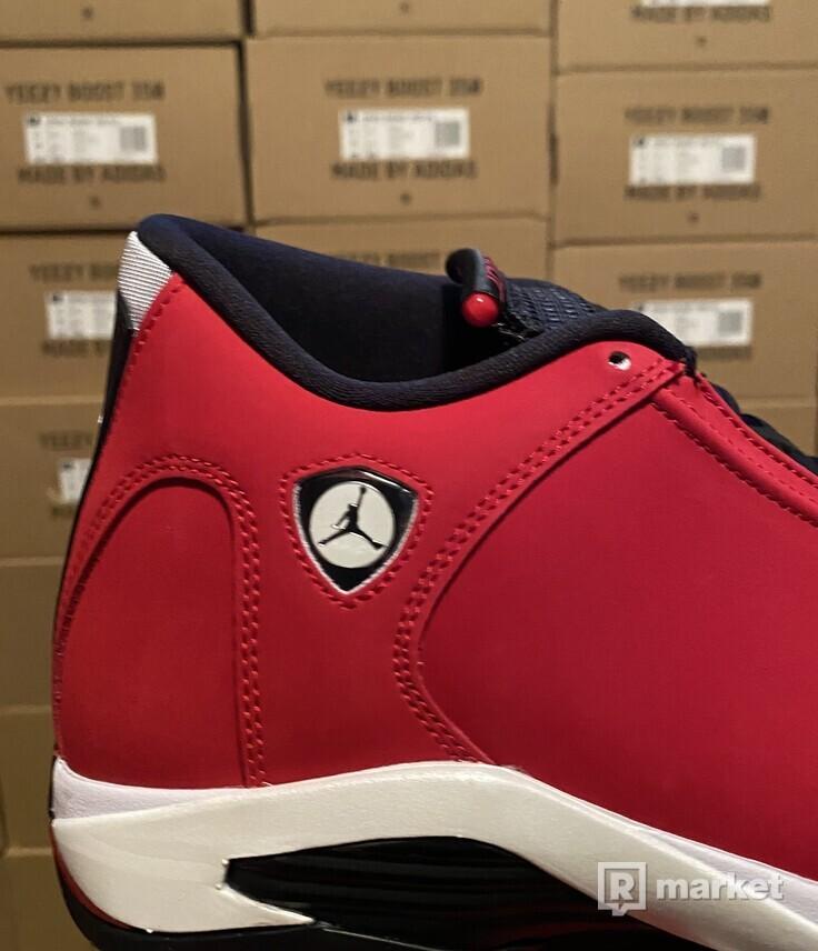 Jordan 14 Toro