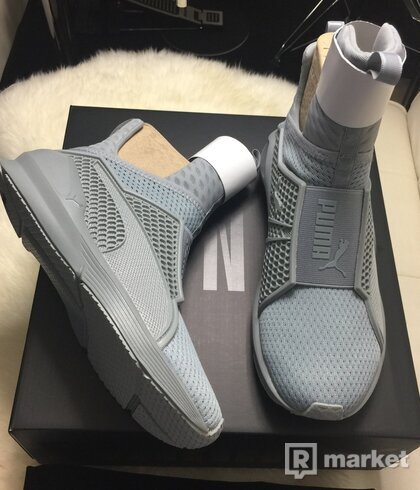 Fenty x Puma by Rihanna The Trainer grey