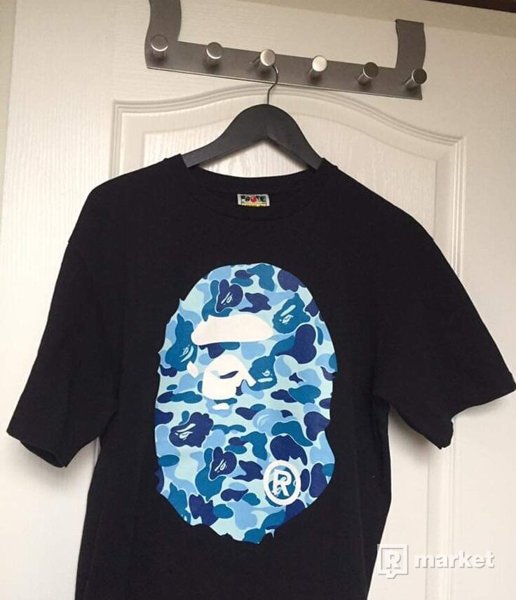 WTS big ape <bape tee>