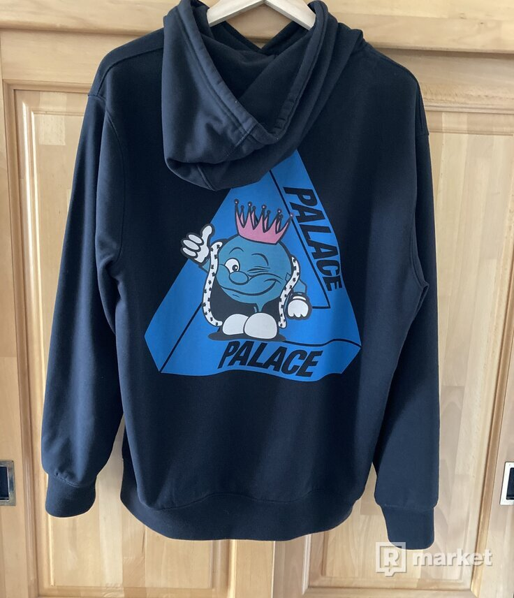 Palace Tri Smiler hoodie