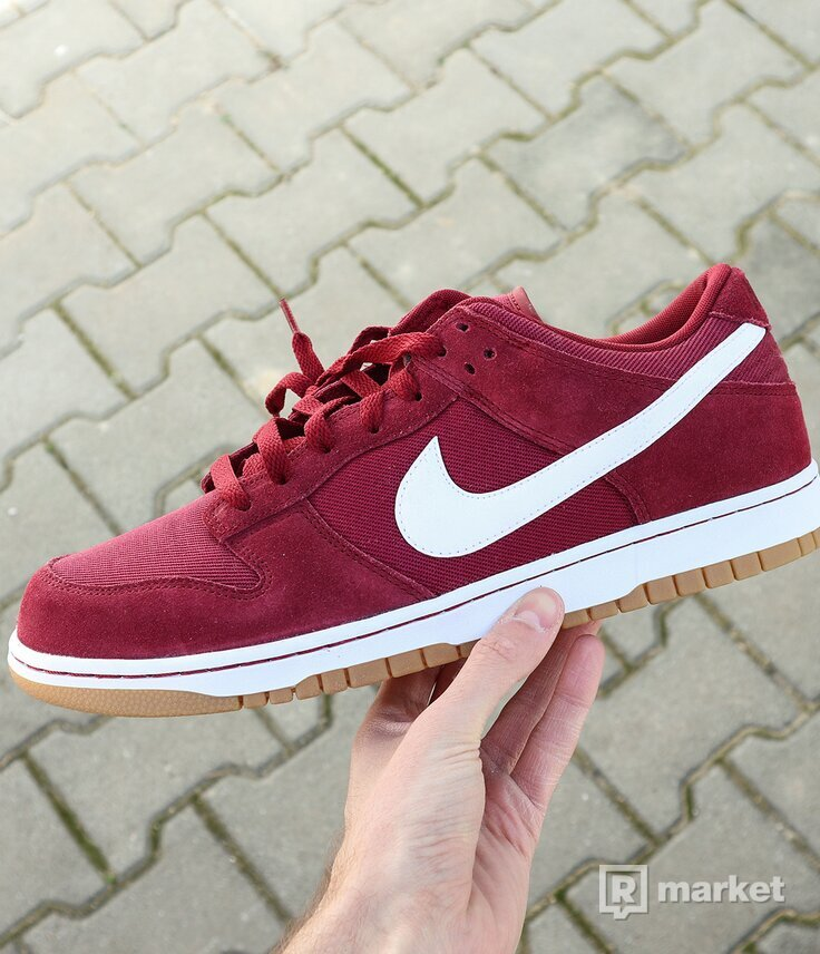 "Dunk Low ""Team Red"" US11"