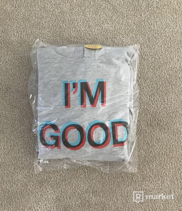 ASSC I am Good Grey Hoodie