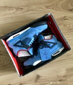 "Air Jordan 4 x Travis Scott ""Cactus Jack"""