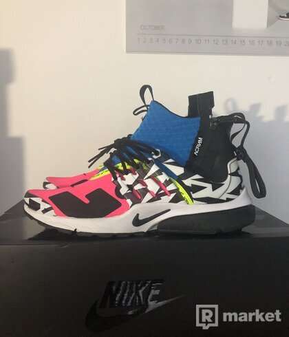 Nike air presto x acronym