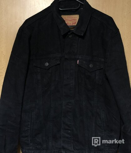 Levis riflovka Black