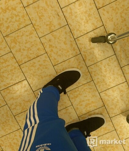 Adidas three stripes pants