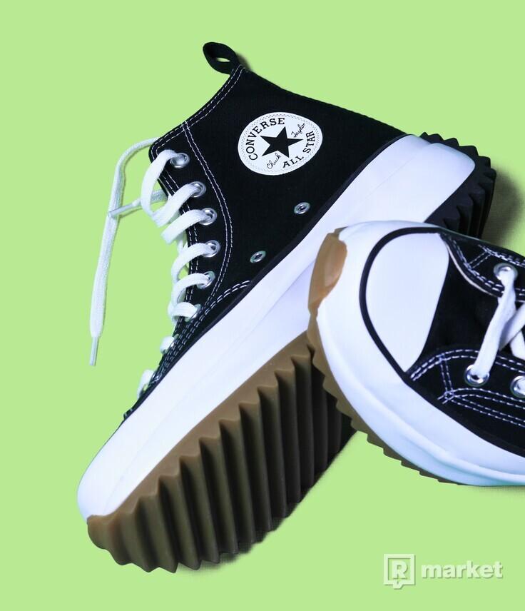 Converse Run Star black